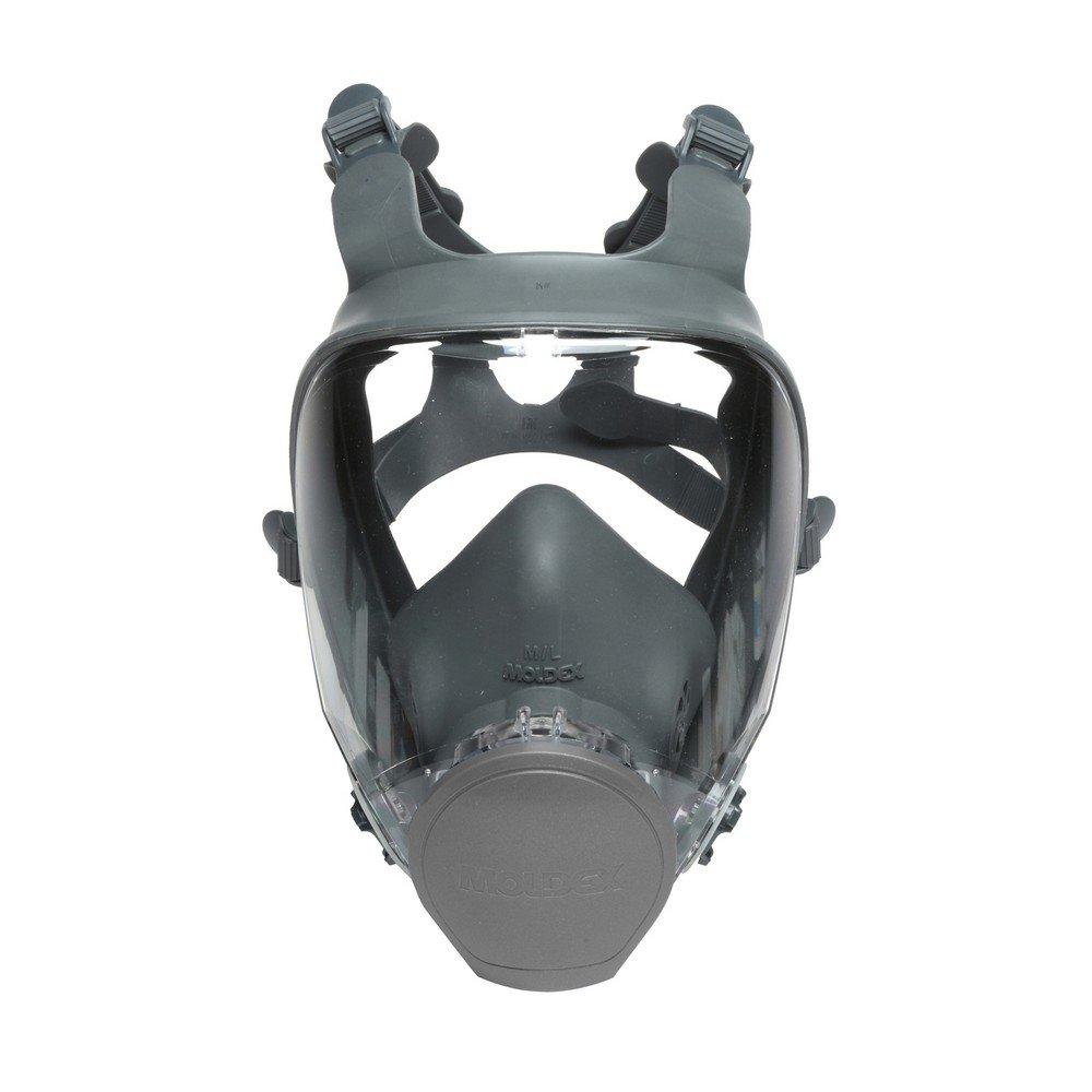 Moldex 9002 9000 Series Full-Face Respirator, Medium by Moldex (Image #2)