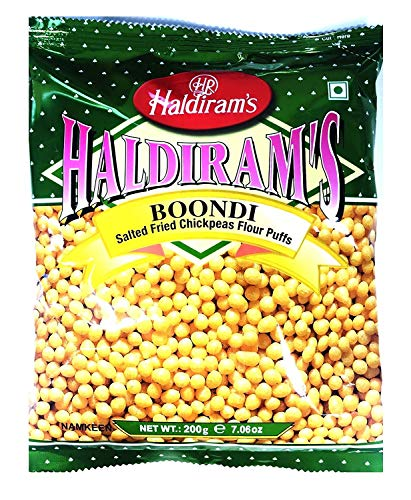 Haldirams Puffed Snacks