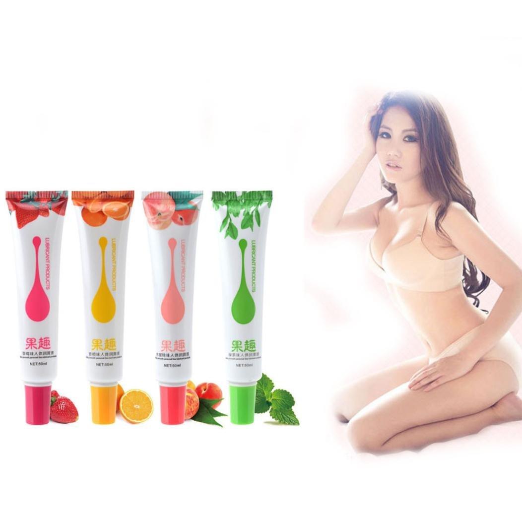 NINGSUN 50ML Lubrificazione Donne Sex Drops Ladies Flirtare Orgasmo Sessuale Climax Body Oil Love Lubrificazione Maschile Spray Orgasmo Olio Lubrificante Aroma di Fragola (Multicolore C)