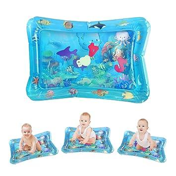 Amazon.com: Sodhue - Alfombra de juegos hinchable para bebés ...