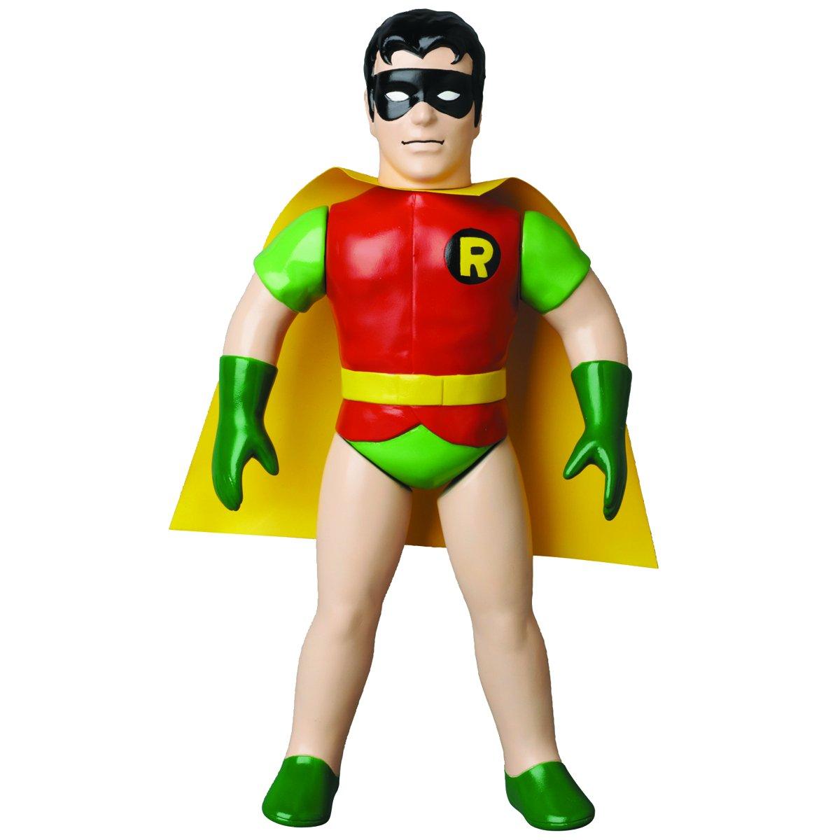 Reducción de precio DC Hero Robin Sofubi Figura De Acción