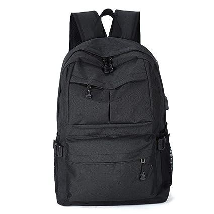 Amazon.com : Myzixuan diseño Unisex Mochila mochilas para la escuela Mochila Casual Mochila lienzo Laptop Moda Hombre mochilas : Garden & Outdoor