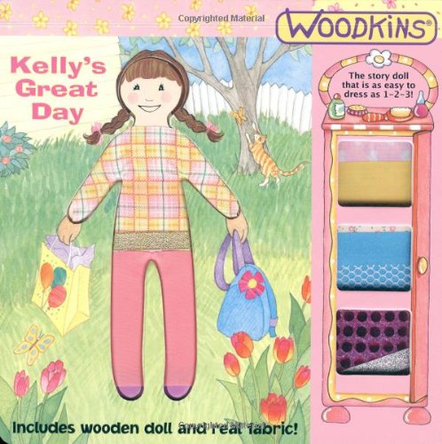 Woodkins«: Kelly's Great Day: Handprint Books PDF