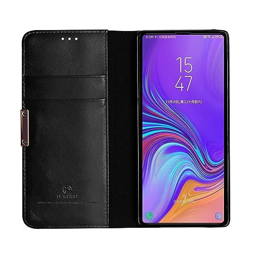 Amazon.com: ANTEHOME Note 10 Case, Luxury Leather ...