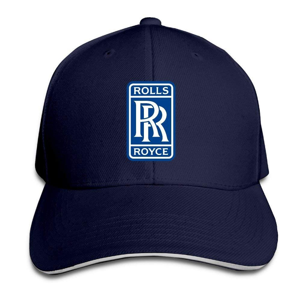 GlyndaHoa Jaguar ロゴ 調節可能なスナップバックピークキャップ 野球帽 ブラック One Size 44 B07H96H6KK