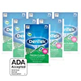 DenTek Fresh Clean Floss Picks | Silky Comfort