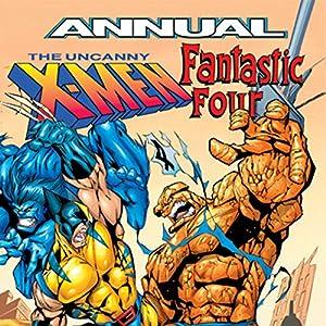 Uncanny X-Men/Fantastic Four '98 Annual (1998)