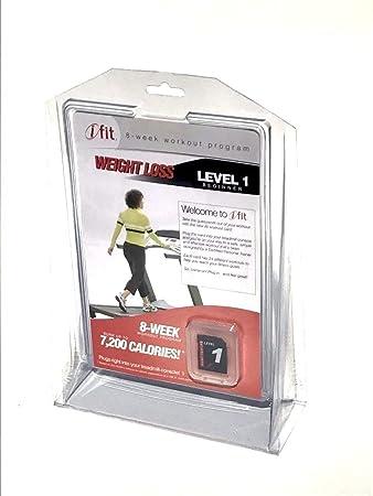Amazon com: IFIT 8 Week Treadmill Workout Program SD Card - Weight
