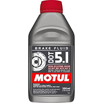 Dot 5 1 Brake Fluid >> Motul 100950 Bike Parts Standard 500 Ml Amazon Co Uk Car Motorbike