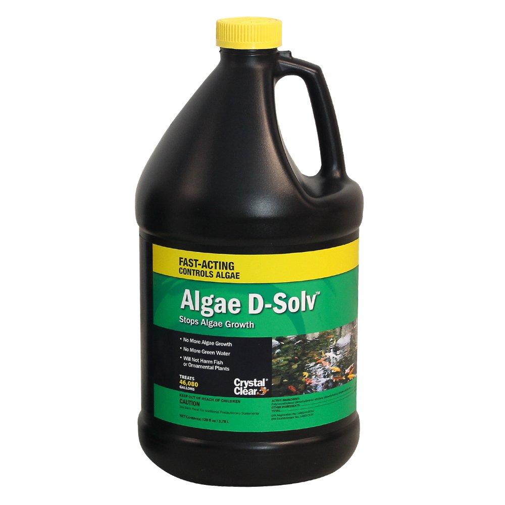 CrystalClear Algae D-Solv 1 Gal by CrystalClear