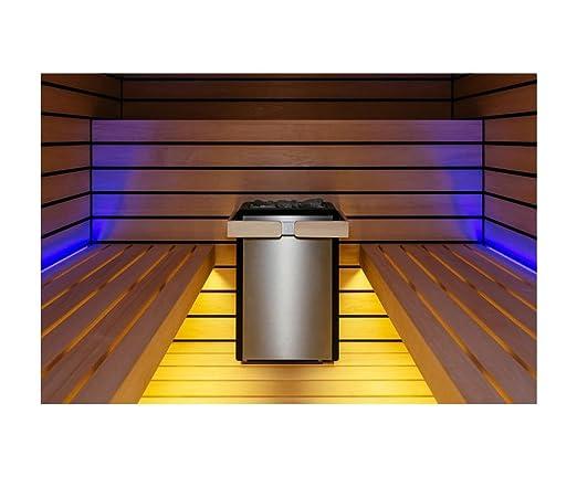 Sentiotec Saunaofen Concept R Mini 4 5 Kw Fur Badezimmer Sauna Inkl