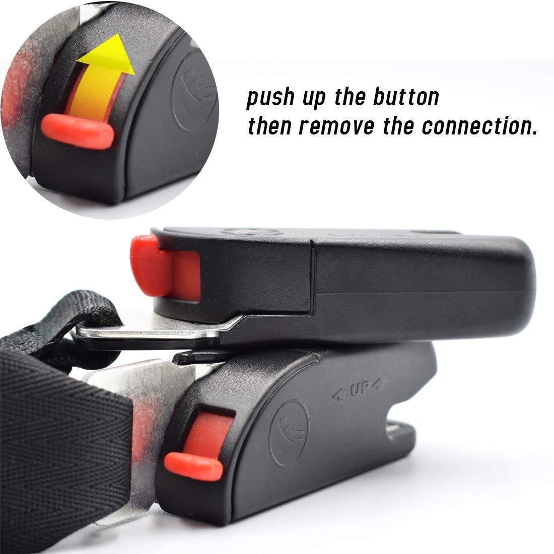 Amazon.com: Innokids - Asiento de coche para niños con ...