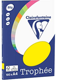 25 Hojas Surtido Papel De Color Pastel Stephens 80gsm