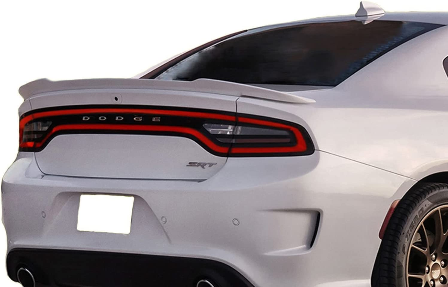 amazon com california dream compatible with 2015 18 dodge charger factory style hellcat spoiler painted destroyer gray pdn automotive california dream compatible with 2015 18 dodge charger factory style hellcat spoiler painted destroyer gray pdn
