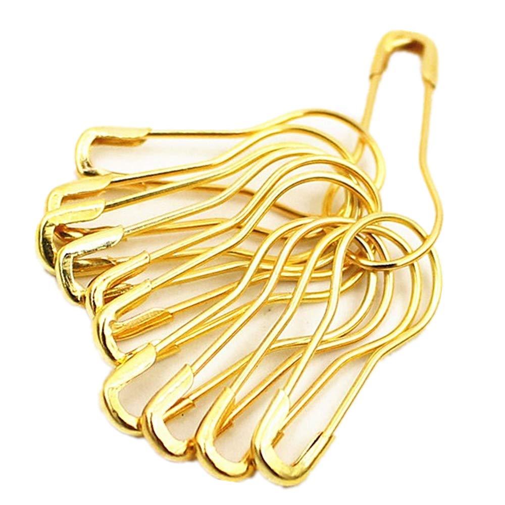 Black 500pcs 0.8 Metal Gourd Pin//Bulb Pin// safety Pins//Clothing Tag Pins Bulb Pin//Calabash Pin Bead Needle Pins DIY Home Accessories