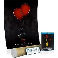 IT Blu-ray + Poster IT 2 + Biglietto Cinema IT 2
