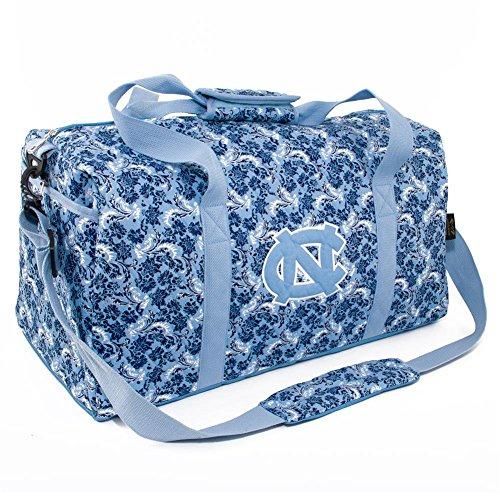 Eagles Wings NCAA North Carolina Tar Heels Women's Large Duffle Bag, One Size, Multicolor