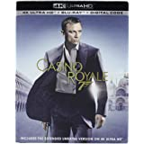 Casino Royale 4k Ultra Hd [Blu-ray]