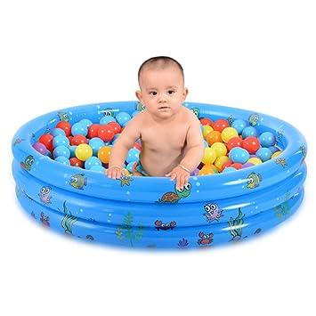 Amazon.com: Jumpplay - Piscina inflable para niños, acuario ...