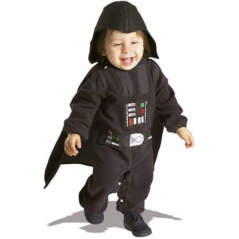 Star Wars TM Darth Vader TM Neugeborenes Fleece-Kostüm 0-9 Monate