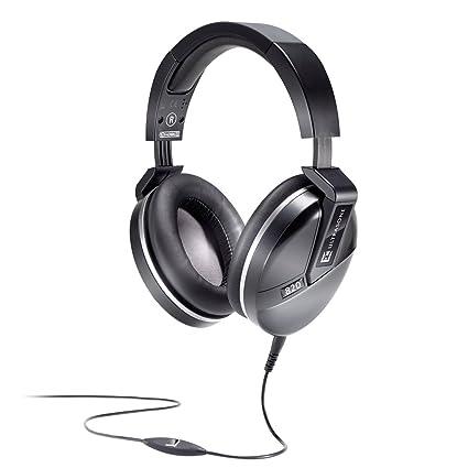 Ultrasone Performance 820 S-Logic Plus Surround Sound Over-Ear Headphones  (Black) d828ebf4dc5ac