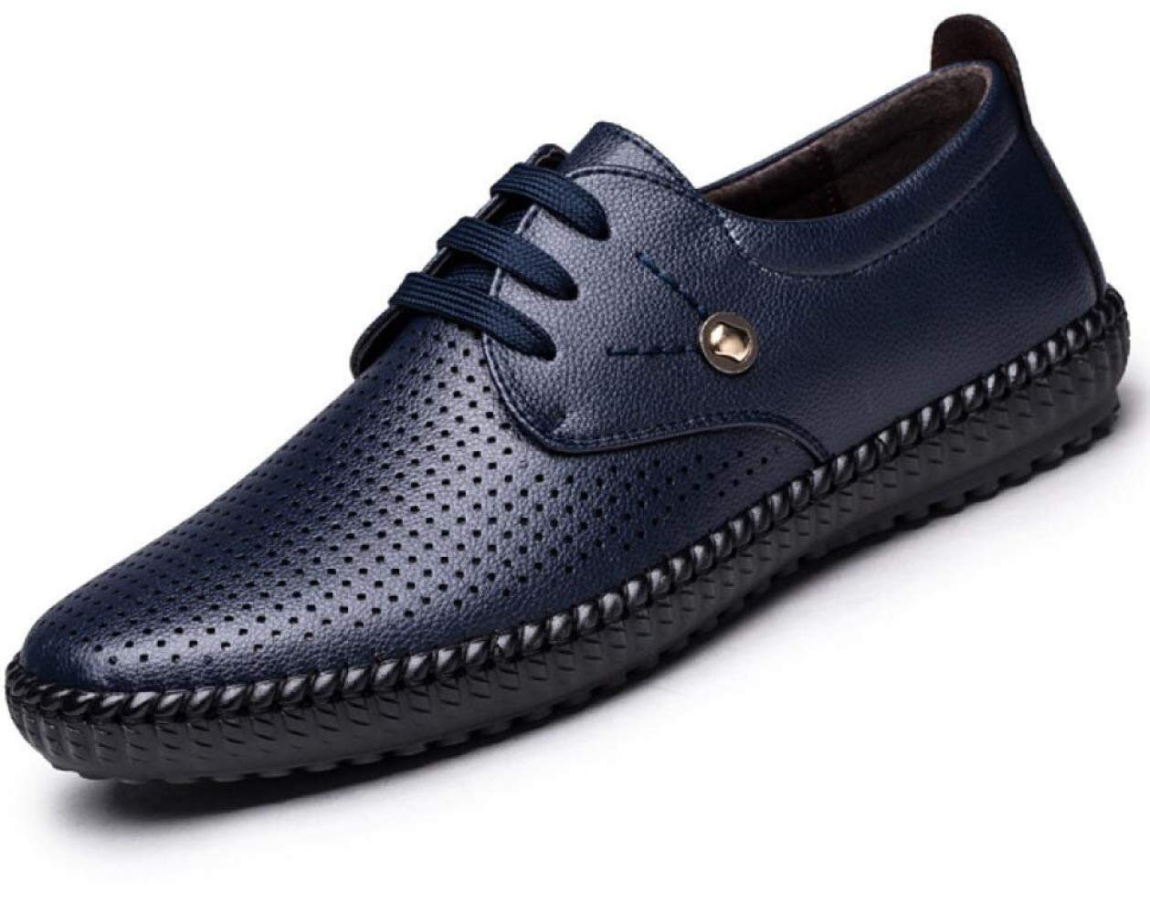 Verano Hueco Sandalias Cordones Zapatos Casuales Transpirables Zapatos Individuales 39 EU|Blue