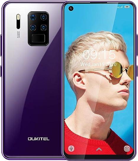 Oukitel C18 Pro Smartphone 4 G Helio P25 6 55 Inch Elektronik