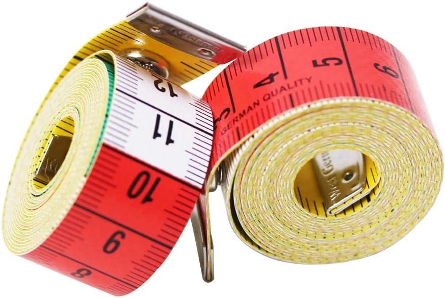 Cinta métrica para coser – 1 regla de medición de calidad alemana ...