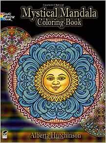 Amazon.com: Mandalas Coloring Book No. 7: 32 New Unframed Round ...   293x217