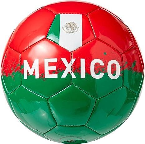 Artículos deportivos México Supporters Mini balón de fútbol, color ...