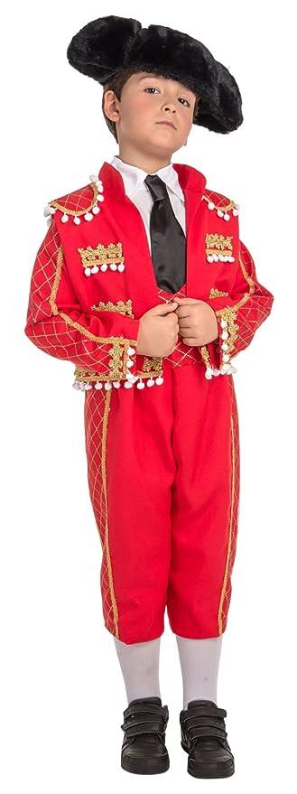 My Other Me Me-203808 Disfraz de torero para niño, 7-9 años ...