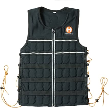 Hyperweight Elite Adjustable Weighted Vest