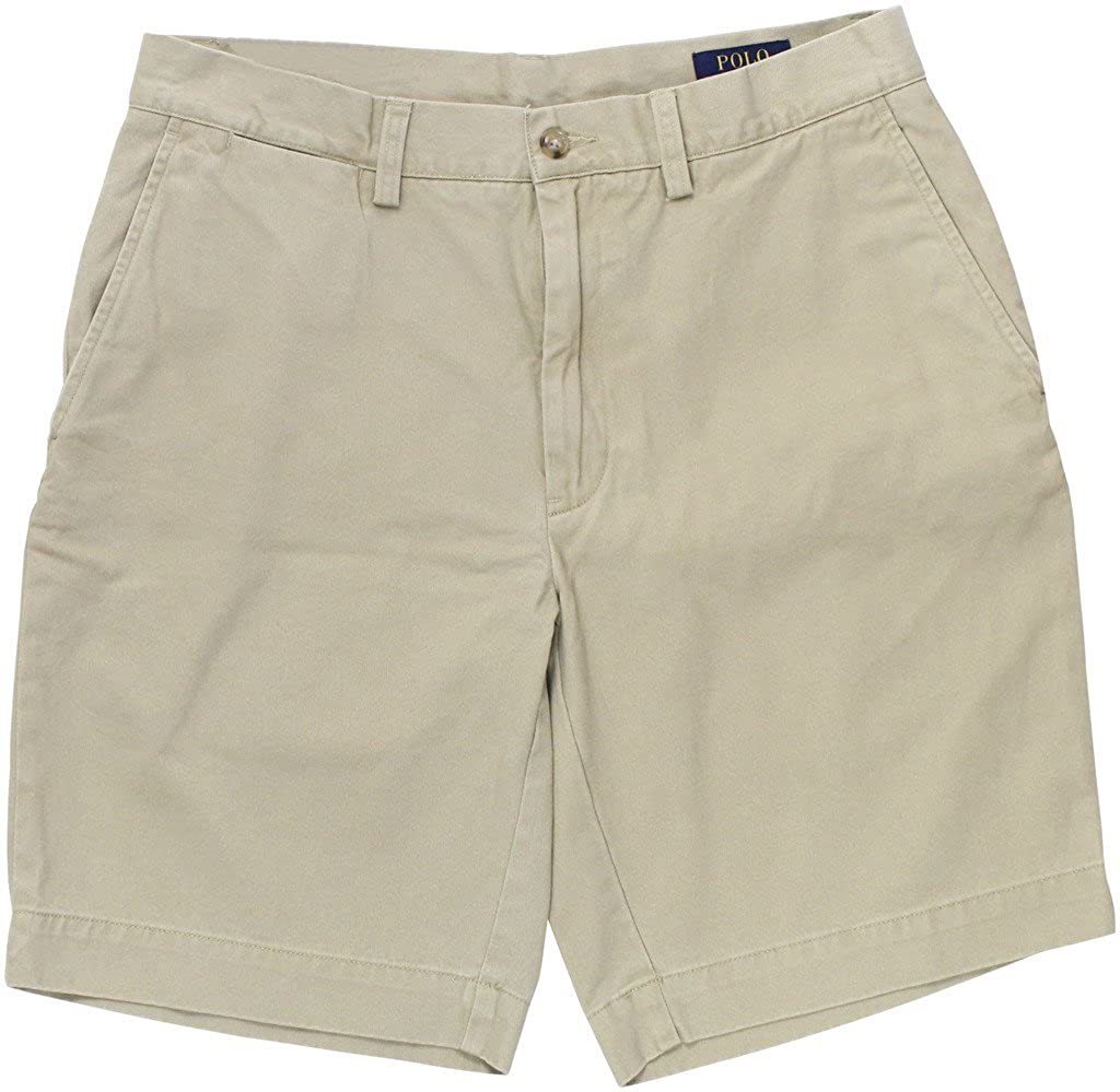 Polo Ralph Lauren Flat Front Chino Short