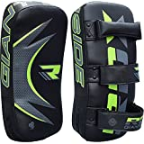 RDX Thai Pad Curved MMA Kick Boxing Strike Shield Focus Training Target Punching Mitts (THIS IS SOLD AS SINGLE ITEM)