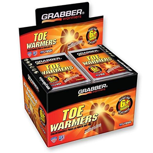 Grabber Toe Warmers (40 Pairs)