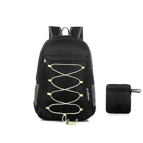 b915b82b45b5 Amazon.com : JQXB Travel Backpack Lightweight Waterproof Foldable ...
