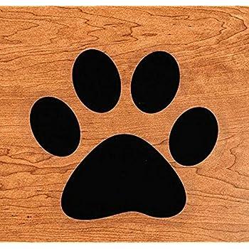 paw print floor or wall clingswall art decal sticker diy room home vinyl