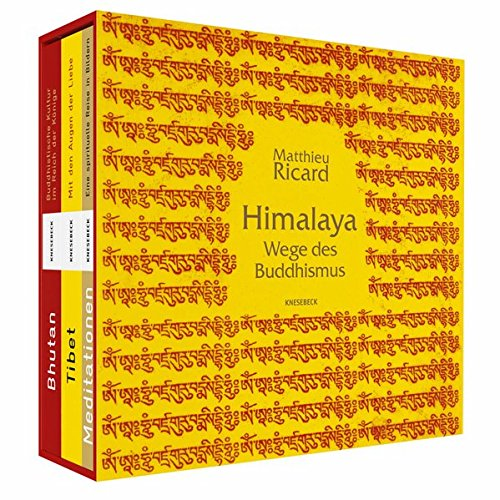 Himalaya - Wege des Buddhismus: Bhutan - Tibet - Meditationen