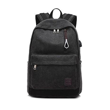 Mochila para portátil Bolsa de Estudiante Mochila escolar Bolsa de viaje Mochila de senderismo LMMVP (