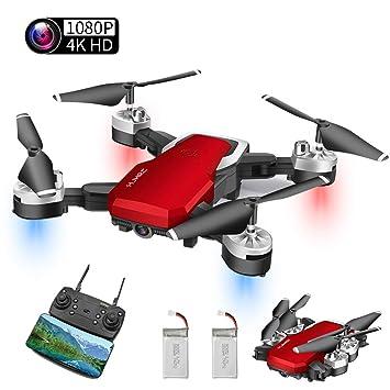 Abblie Drone con Camara HD, Drones para Niños con Camara 1080P 4K ...