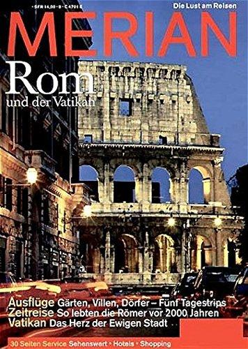 MERIAN Rom und der Vatikan (MERIAN Hefte)