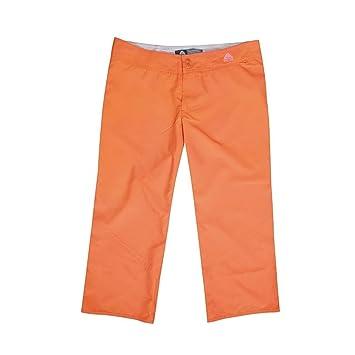 Volumen groß Neue Produkte vielfältig Stile ACG Nike Capri Orange Sport Hose Stretch Mesh Microfase ...