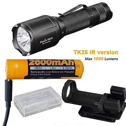 Fenix TK25 Linterna de luz infrarroja.