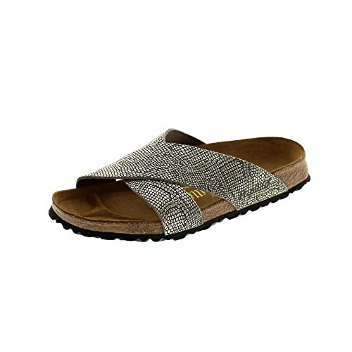 Papillio by Birkenstock Daytona NU Royal Python Gray Gray 41  Amazon.co.uk   Shoes   Bags 9cb4e57bcee
