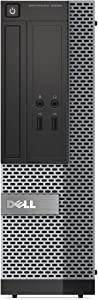 Dell 3020 Optiplex Desktop Computer - Intel Pentium G3220 3.0GHz, 8GB RAM, 1TB HDD, USB 3.0, Windows 10 (Certified Refurbished)