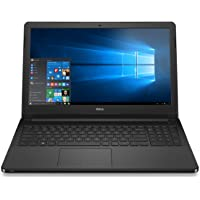 Dell Vostro 3568 Intel Core i3 7th Gen 15.6-inch HD Laptop (4GB/1TB HDD/Windows 10 Home/MS Office/Black/2.5kg)