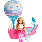 Barbie DWP59 Dolls For Girls 3 Years & Above,Multi color