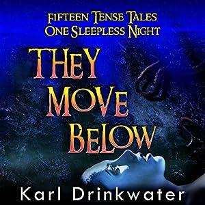 They Move Below Audiobook