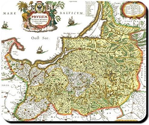Alte Preussen Landkarte Ostsee Westpreussen Ostpreussen Deutschland