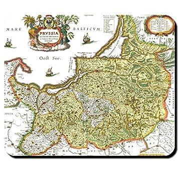Karte Ostsee.Alte Preußen Landkarte Ostsee Westpreußen Ostpreußen Deutschland